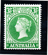 AUSTRALIA 1955 CENTENARY OF FIRST SOUTH AUSTRALIAN POSTAGE STAMPS SG288  MNH