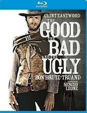 The Good the Bad and the Ugly (Blu-ray Disc, 2014, Canadian) Clint Eastwood