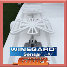 NEW WINEGARD Sensar HV VHF & UHF Antenna KIT CARAVAN MOTORHOME RV WIND UP