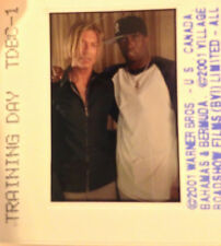 "Color Photo Slides: David Bowie w/ Sean ""P. Diddy"" Combs; Dr. Dre; Snoop Dogg"