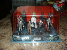 New Rogue One A Star Wars Story Disney Store Deluxe 10 Piece Figure Set Playset
