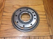Ducati  Hypermotard Monster 1100 OEM Starter Clutch Gear,Bearing And Flange.