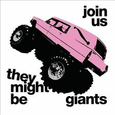 Join Us 2011 by They Might Be Giants EXLIBRARY