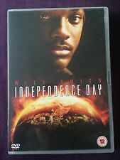 Independence Day DVD Will Smith