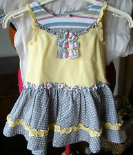 BNWT GIRLS TODDLERS BEETLEJUICE DRESS AGE 2T LOADS OF DETAIL RRP£49.00