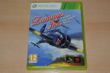 Damage Inc Pacific Squadron Segunda Guerra Mundial Xbox 360 PAL Reino Unido ** ** GRATIS UK FRANQUEO