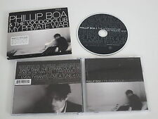 PHILIP BOA & THE VOODOOCLUB/MY PRIVATE WAR(RCA 74321 70257 2) CD ALBUM