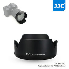 JJC EW-73D Lens Hood for CANON EF-S 18-135mm f/3.5-5.6 IS USM Lens+ 80D 70D 700D