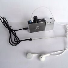 Spy Microphone Audio Ear Listening Device Amplifier Wall Door Bug Record Module
