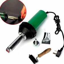 1000W 2800Pa Plastic Welder Integrated Hot Air Gun Welding Rod 220V 50Hz 3m3/h