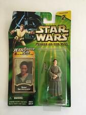 STAR WARS Power of the Jedi Shmi Skywalker Jedi Force File Collection 2