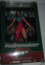 Gen 13 Rainmaker 12 Inch Figure NIB Fully Poseable 14 Points of Articulation