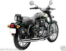 Customized Back Rest For Royal Enfield Classic 350/500 - Chrome..