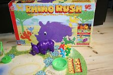 RHINO RUSH PETER PAN  LOONEY BIRDS RUN FOR SAFETY IN A CRAZY DESPERATE DASH!