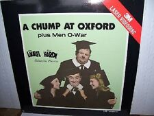 A Chump at Oxford Laser Disc (not dvd) NEW SEALED!!