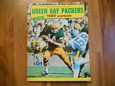 Old Vintage 1969 Yearbook Magazine Booklet Green Bay Packers 50th Anniversary