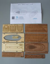 Full Rib Scale 1:48 Model Ship Life Boat  Wooden Model Ship Kit Free Post