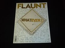 2011 SPRING PREVIEW FLAUNT MAGAZINE - 13TH ANNIVERSARY - HIGH FASHION - F 1994