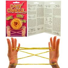 Cats Cradle String Game Instructions Fumble Fingers Traditional Toy Playground