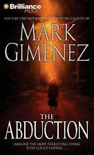 The Abduction by Mark Gimenez (2012, CD, Abridged)