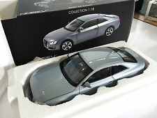 Audi A5 Coupé 2007 -  Monzasilver - NOREV COLLECTION HQ 1/18 VOITURE 188350