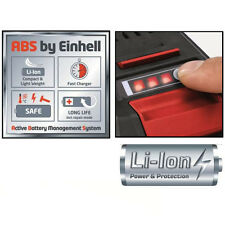 Einhell Power-X-Change 18 Volt Système Piles Lithium-ions (Li-Ion) 3.0 Ah