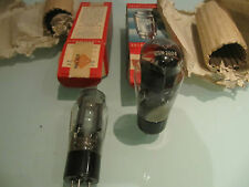 pair 2x RGn2004 Telefunken Tube Valvola rectifier not baloon mesh version