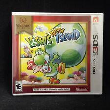 Yoshi's New Island (Nintendo 3DS) BRAND NEW