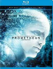 Prometheus (Blu-ray/DVD, 2012, 2-Disc Set)