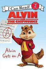 Alvin and the Chipmunks: Alvin Gets an A (I Can Read Book 2), Mayer, Kirsten, Go