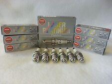 6- NGK PFR6U11G OE Laser Platinum Spark Plug Set  AUDI A4 / A6  3.0L / V6