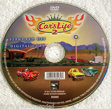 Car's Life 2 (DVD, 2012) Children's Animated Movie