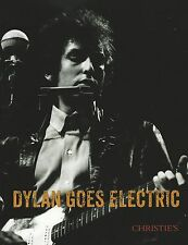 CHRISTIE'S DYLAN GOES ELECTRIC Performance FENDER Stratocaster Guitar Catalog 13