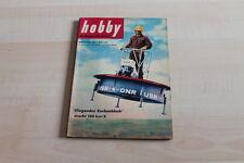 125939) Horex Resident - Hobby 10/1955