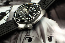 SEIKO NEW TURTLE CUSTOM BEZEL - THE.ATLAS.ONE - COLD.STEEL.EDITION NTD-3-CS