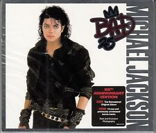 Michael Jackson 2xCD Bad 25 - Europe (M/M - Scellé / Sealed)