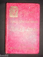 Hunyadi Janos - Dr Monin - 1893 - esquisses d'hydrologie clinique - médecine