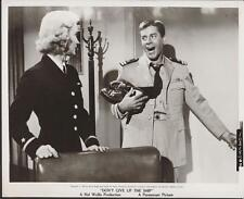 Jerry Lewis Dina Merrill Don't Give Up the Ship 1959 original movie photo 15892