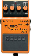Boss / Roland DS-2 Turbo Distortion Effects Pedal - DS-2