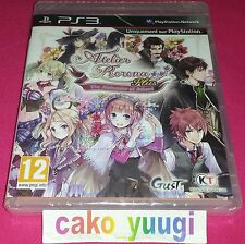 ATELIER RORONA PLUS THE ALCHEMIST OF ARLAND  SONY PS3 NEUF SOUS BLISTER