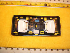 Mercedes R107,W126,W124,W140 Lighted sun visor BLACK inner OEM 1 Insert ,Type #3