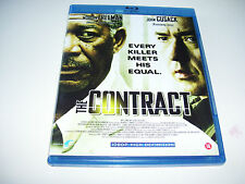 The Contract  * BLU RAY DISC 2009 *  Region 2 Dutch Subs