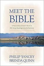 Meet the Bible: A Panorama of God's Word in 366 Daily Readings and Reflections,