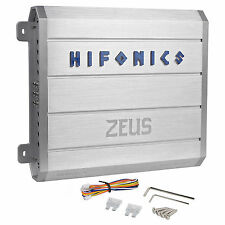 New Hifonics Zeus ZRX616.4 600 Watt RMS 4 Channel Car Audio Amplifier Amp