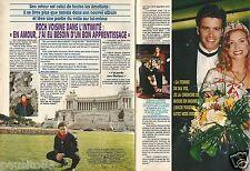 Coupure de presse Clipping 1994 Roch Voisine (3 pages)