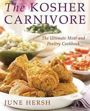 The Kosher Carnivore: The Ultimate Meat and Poultry Cookbook-ExLibrary