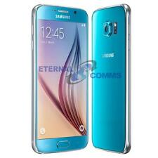 NEW SAMSUNG GALAXY S6 DUMMY DISPLAY PHONE - BLUE - UK SELLER