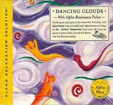DANCING CLOUDS, with Alpha Brainwave Pulses . CD .. NEW