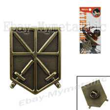 Attack on Titan The 104th Trainees Squad Badge Metal Pin P4