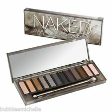New Naked Smoky Professional Eyeshadow Makeup Palette -Free Delivery with Hermes